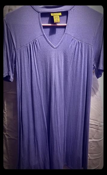 Wrangler Dresses & Skirts - Wrangler Womens sz.m blue dress